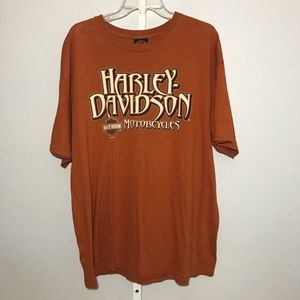 Harley Davidson Men's T-Shirt Size XL